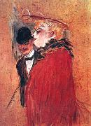 Henri  Toulouse-Lautrec Couple oil painting picture wholesale