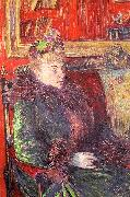 Henri  Toulouse-Lautrec Madame de Gortzikoff oil painting picture wholesale