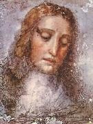 Leonardo  Da Vinci Christ's Head oil painting picture wholesale