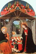 Maestro  Esiguo The Nativity 11 oil painting picture wholesale