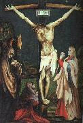 Matthias  Grunewald The Small Crucifixion oil painting picture wholesale