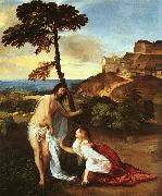 Titian Noli Me Tangere oil painting picture wholesale