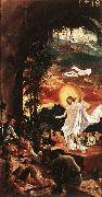 ALTDORFER, Albrecht The Resurrection of Christ  jjkk oil painting picture wholesale