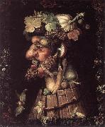 ARCIMBOLDO, Giuseppe Autumn  fdfh oil painting picture wholesale