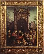 ASPERTINI, Amico Adoration of the Shepherds  fff oil painting picture wholesale