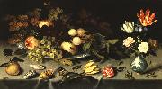 AST, Balthasar van der Flowers and Fruit  fg oil painting picture wholesale