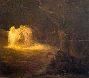 Aert de Gelder Christ on the Mount of Olives oil painting