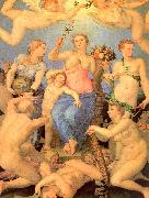 Agnolo Bronzino Allegory of Happiness oil painting picture wholesale