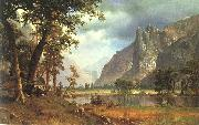 Albert Bierstadt Yosemite Valley oil painting picture wholesale
