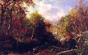 Albert Bierstadt The Emerald Pool oil painting picture wholesale