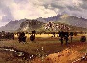 Albert Bierstadt Moat Mountain Intervale New Hampshire oil painting picture wholesale