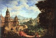 Albrecht Altdorfer Allegory oil painting reproduction