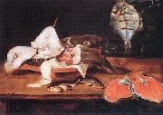 Alexander Still-Life with Fish China oil painting reproduction