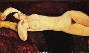 Amedeo Modigliani Reclining Nude (Le Grand Nu) oil painting picture wholesale