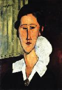 Amedeo Modigliani Hanka Zborowska oil painting picture wholesale