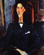 Amedeo Modigliani Jean Cocteau oil painting picture wholesale