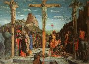 Andrea Mantegna The Crucifixion oil painting picture wholesale