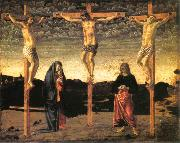 Andrea del Castagno Crucifixion  hhh oil painting picture wholesale