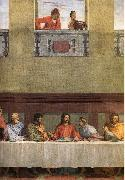 Andrea del Sarto The Last Supper (detail) fg oil painting picture wholesale