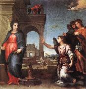 The Annunciation f7