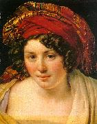A Woman in a Turban
