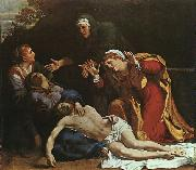 Annibale Carracci The Dead Christ Mourned oil painting
