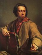 Anton Raphael Mengs Self Portrait  12 oil painting picture wholesale