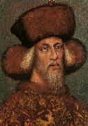 Antonio Pisanello Portrait of the Emperor Sigismund oil painting picture wholesale