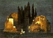 Arnold Bocklin The Isle of the Dead oil painting