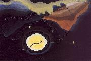 Arthur Dove Me and the Moon oil painting picture wholesale