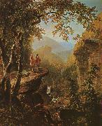 Asher Brown Durand Kindred Spirits oil painting artist