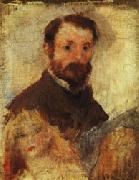 Auguste renoir Self-Portrait oil painting picture wholesale