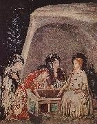 BASSA, Ferrer Three Women at the Tomb  678 oil painting