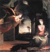 The Annunciation  jhn