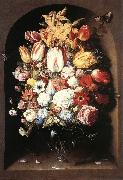 BEERT, Osias Bouquet in a Niche oil painting picture wholesale