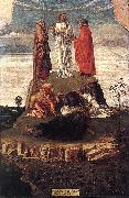 BELLINI, Giovanni Transfiguration of Christ se oil painting