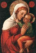 BELLINI, Jacopo Madonna with Child fh oil painting