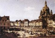 BELLOTTO, Bernardo New Market Square in Dresden oil painting picture wholesale