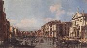 BELLOTTO, Bernardo View of the Grand Canal at San Stae oil painting picture wholesale