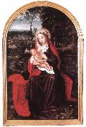Rest on the Flight into Egypt  dgfh