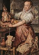 BEUCKELAER, Joachim The Cook soti oil painting picture wholesale