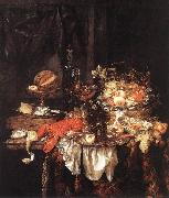 Banquet Still-Life with a Mouse fdg