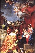 Adoration of the Magi d
