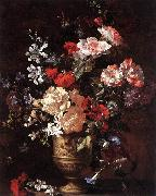BOSSCHAERT, Jan-Baptist Flower Piece gfh oil painting