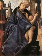 BRAMANTINO Holy Family inwp oil painting picture wholesale