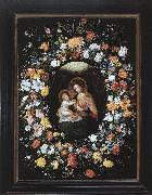 BRUEGHEL, Ambrosius Holy Virgin and Child oil painting picture wholesale
