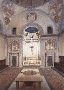 BRUNELLESCHI, Filippo Old Sacristy fd oil painting picture wholesale