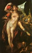 Bartholomeus Spranger Venus and Adonis oil painting picture wholesale