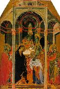 Bartolo di Fredi The Presentation in the Temple   3456 oil painting picture wholesale