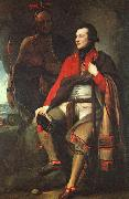 Benjamin West Colonel Guy Johnson oil painting